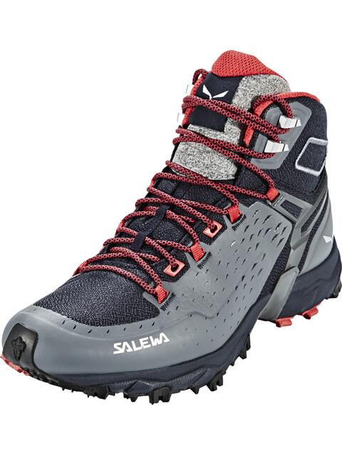 Salewa Alpenrose Ultra Mid GTX - Calzado Mujer - gris